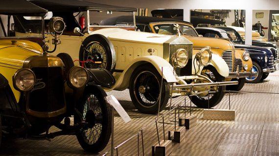 El Museo de Historia de la Automoción registró el dato más alto de visitantes el pasado sábado