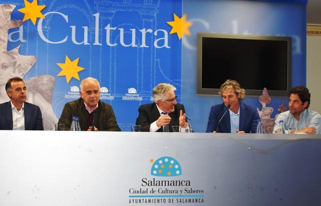 El Ateneo de Salamanca reconoce la trayectoria de la Escuela Taurina de la ciudad