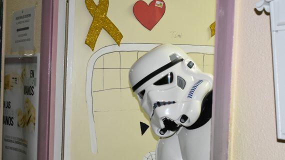 Los 'malos' de Star Wars, hacen de 'buenos'