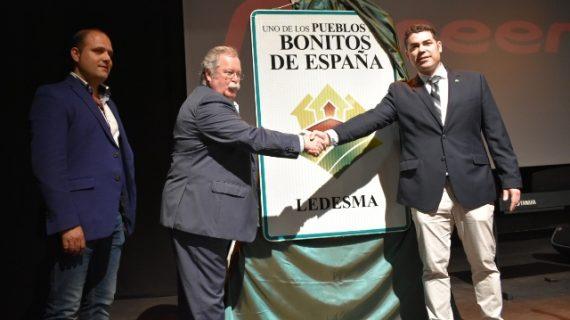 Ledesma es reconocido como uno de los 'Pueblos más bonitos de España'