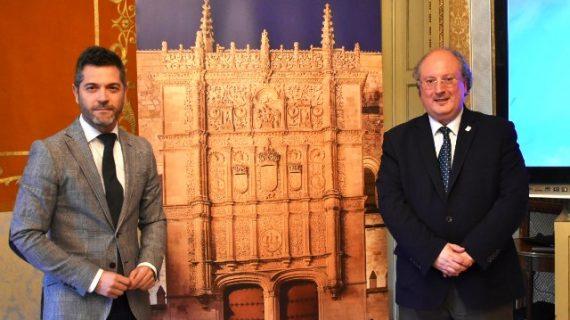 El VIII Centenario de la USAL, protagonista de una gran campaña publicitaria en Madrid