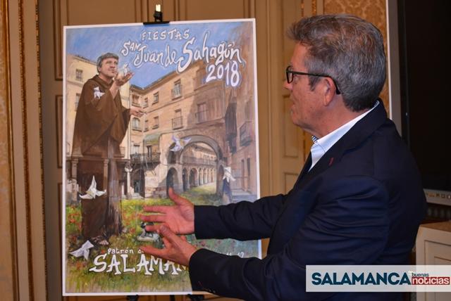 Nutrida programación cultural para las Fiestas de San Juan de Sahagún