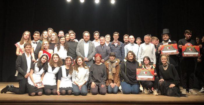'Noite de Bohemia' se lleva la VIII Edición del Certamen Municipal de Teatro Joven