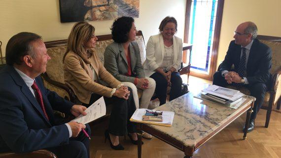 La Diputación y el CSIC estrechan lazos de colaboración