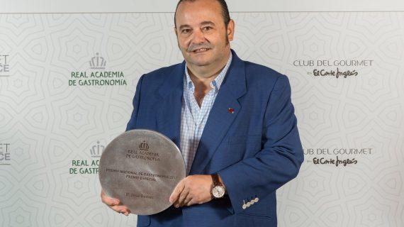 El jamón 'Joselito' recibe un premio muy especial