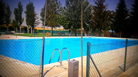 Comienzan las obras en las piscinas municipales de San José