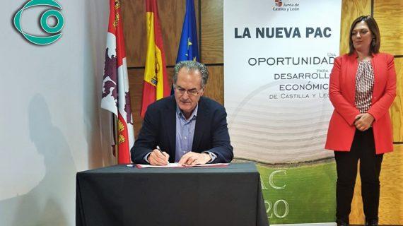 COBADU se une al posicionamiento común de Castilla y León ante la reforma de la PAC