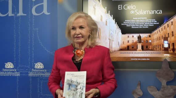 Salamanca celebra su designación como Ciudad Europea de la Cultura en el Patio de Escuelas