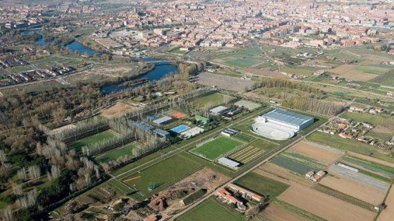 El Ayuntamiento de Salamanca continúa mejorando el entorno de La Aldehuela