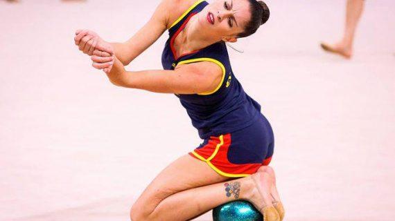 La gimnasta olímpica Carolina Rodríguez impartirá una 'masterclass' en nuestra ciudad