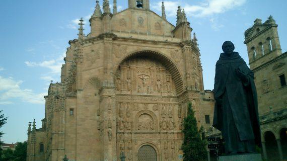 El convento de San Esteban tendrá un nuevo mirador para los visitantes