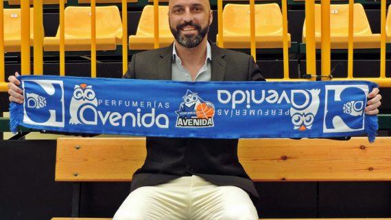 """Lino López: """"Es difícil salir de tu casa, pero cuando te llama un equipo como Avenida todo se hace mucho más fácil"""""""
