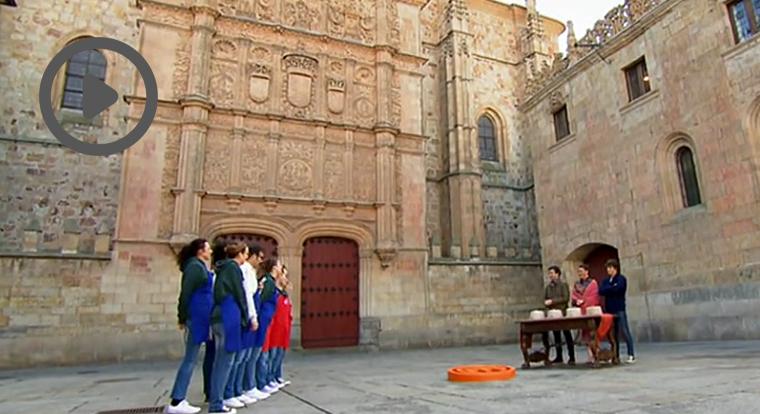 Masterchef, en el mejor escenario: Salamanca