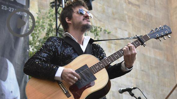 Coque Malla, estrella de la cuarta jornada del Fâcyl Festival