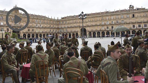 Amenábar tiene a Salamanca entre la ficción y la realidad…