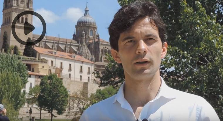 Juan del Álamo, a reconquistar Madrid