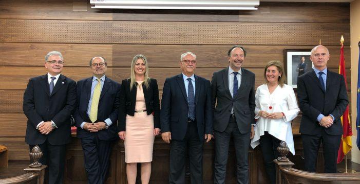 Tres investigadores doctorados conjuntamente por la USAL y la Universidad de Perugia