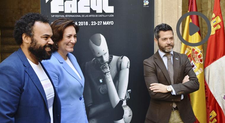 Coque Malla, Canijo de Jerez o Chimo Bayo, en el Festival Internacional de las Artes de CyL