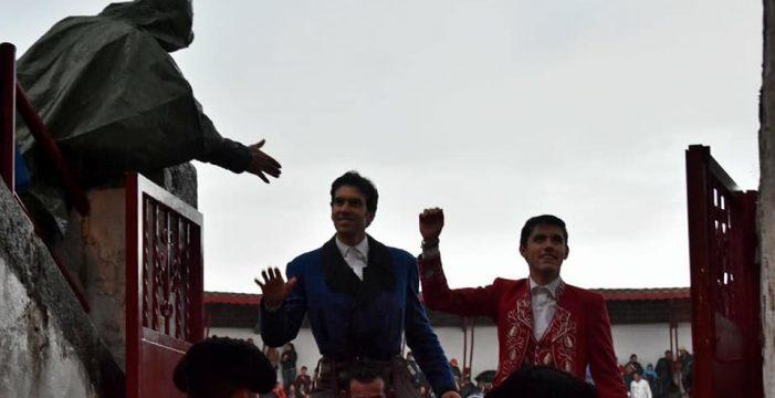 Cierre triunfal de la Feria de Corpus de Ledesma