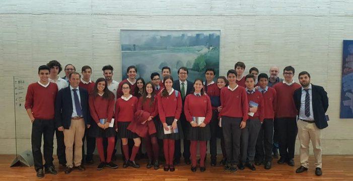 Alumnos del Colegio Montessori viajarán a Estrasburgo para conocer el Parlamento Europeo