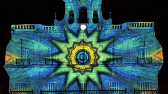 El Río Tormes será el nuevo escenario del Festival de Luz y Vanguardias