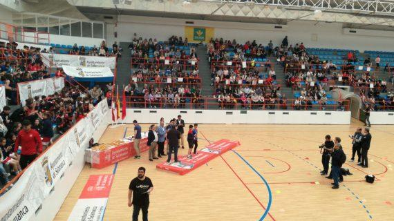 La Alamedilla acoge la gala de premiación a los ganadores de los Juegos Escolares