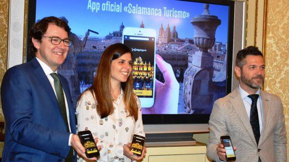 'Salamanca Turismo', la nueva App para conocer la ciudad