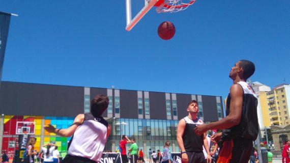 El Máster Final '3×3 Street Basket Tour' reunirá a 90 equipos de toda la Comunidad Autónoma