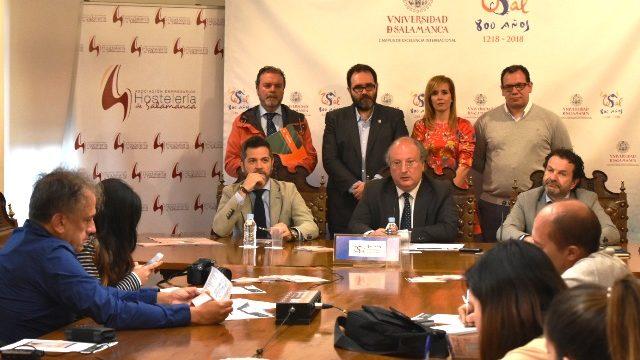Arranca la XVII edición del Concurso de Pinchos de Salamanca