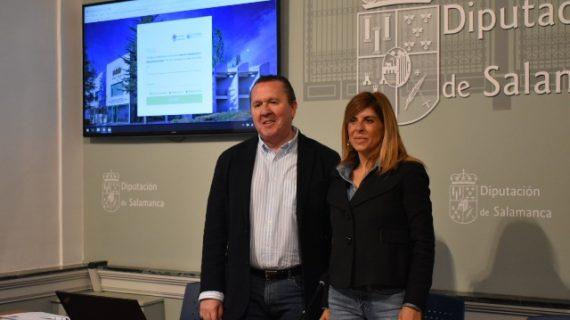 La Diputación presenta la App Móvil 'Enrédate con REGTSA'