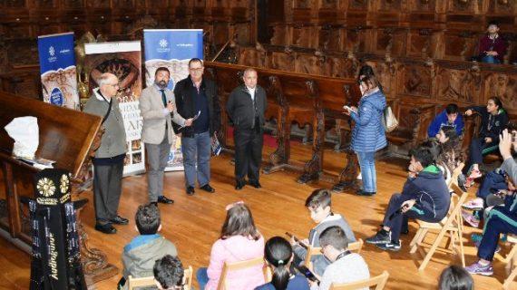La Catedral de Salamanca estrena audioguía infantil