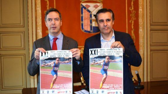Nueva edición del Trofeo Internacional de Atletismo 'Ciudad de Salamanca'