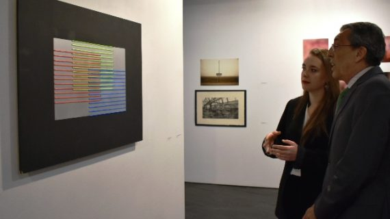 La Sala Unamuno acoge a los ganadores de Artes Plásticas del Programa de Arte Joven
