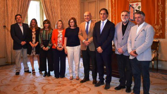 El Ayuntamiento de Salamanca ha acogido la reunión de la Comisión de Bienestar Social de la Federación Española de Municipios y Provincias