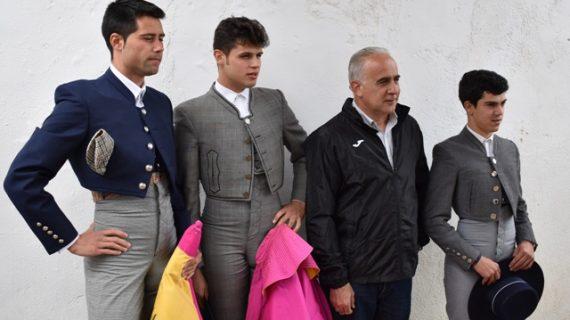 Participación salmantina en el arranque de la Feria Taurina de Ledesma