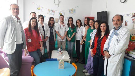 Pyfano inaugura una nueva sala que mejora la estancia de familiares con pacientes ingresados