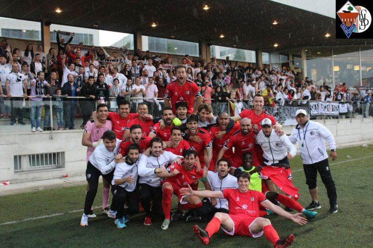 Un gol de Juanan mete al Salmantino UDS en la final de los playoff de ascenso