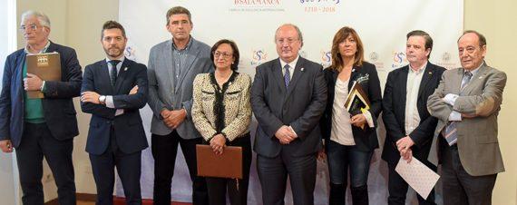 Salamanca acogerá el Congreso Internacional de Poesía Fray Luis de León