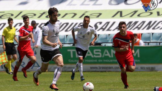 Un gol de Garban sigue 'dando alas' al Salmantino UDS