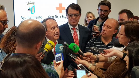 El nuevo Centro de Atención a Personas sin Hogar de Cruz Roja amplía y mejora sus instalaciones