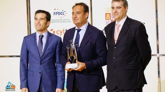 Perfumerías Avenida recoge por segundo año consecutivo el Premio Pódium como Mejor Entidad Deportiva