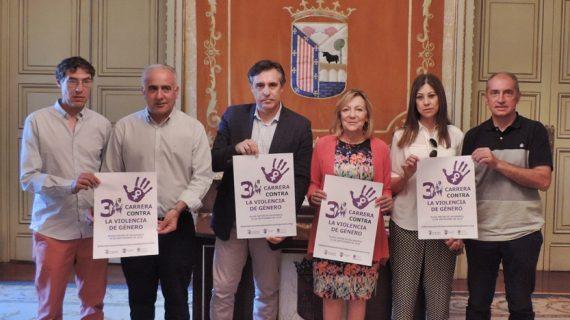 Continúa abierto el plazo para inscribirse en la III Carrera Popular contra la Violencia de Género