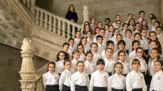 El Liceo acogerá una nueva edición del Concierto de Primavera del Coro de Niños Ciudad de Salamanca
