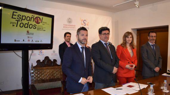 """El V Congreso Internacional del Español se celebrará bajo el lema """"Español para todos"""""""