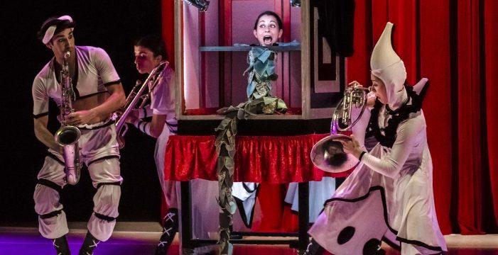'Pinoxxio', nueva propuesta cultural infantil para Ferias y Fiestas