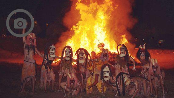 El culto al fuego en la noche de San Juan