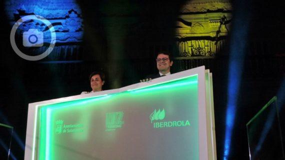 Salamanca se enciende con 'Luz y Vanguardias'