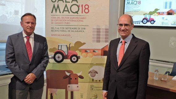 Salamaq 2018 volverá a ser referente nacional en el sector agropecuario