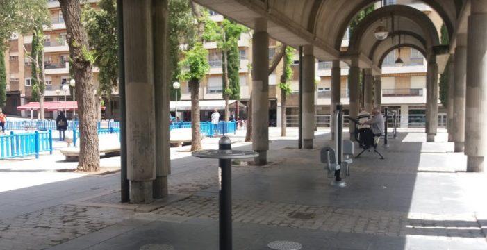 La Plaza de Barcelona y el Parque Garrido contarán con actividades dinámicas en verano