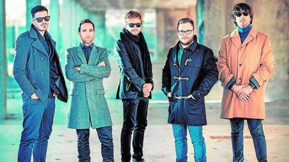 La banda musical Lady Ma Belle actuará el viernes en Salamanca